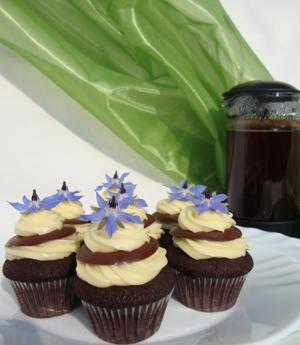 Cupcakes und Kaffee